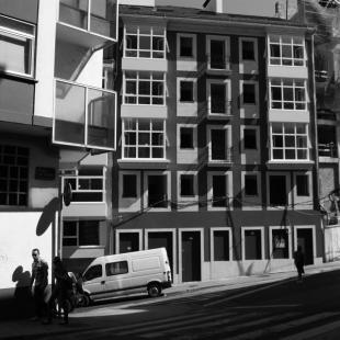 Piso en c/Conde nº2 - Lugo