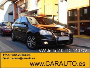 Volkswagen JETTA 2.0 TDI .... www.carauto.es