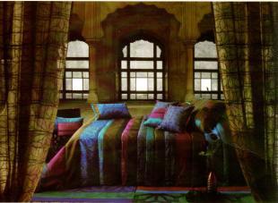 Bouti cama 150, Pablo Paniker, Voyage