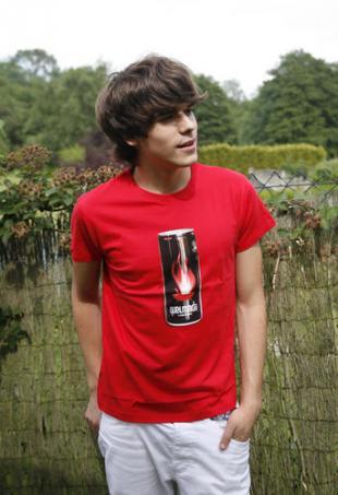 """Camiseta unisex de manga corta """"Queimada"""""""