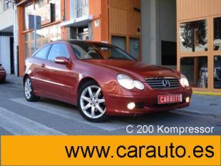 Mercedes C 200 Kompressor..... www.carauto.es