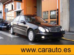 Mercedes E 270 CDI ..... www.carauto.es