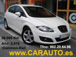 SEAT LEON 1.6 TDI common-rail 105 CV